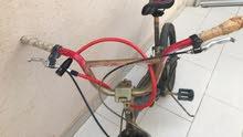 سيكل رياضي للسباقات والطرق الوعره ممتاز جداً للسباقات سرعة الدراجة 50 كيلو متر بالساعة