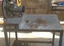 مكينة ثرم فلافل نظيفه للبيع