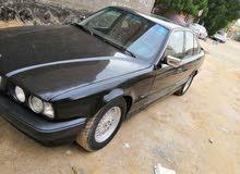 Black BMW 528 1992 for sale
