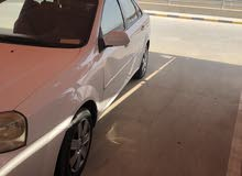 White Chevrolet Optra 2006 for sale