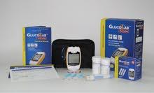 اجهزة فحص نسبة السكر بالدم (عالية الدقة)
