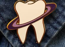 Planet Dental pin gifts for dentists