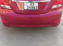 Automatic Hyundai 2017 for sale - Used - Amman city