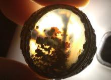خاتم حجر نادر