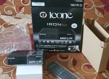 icone iron plus