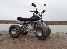 دراجه بكي 3 نمر وبك محرك 70