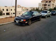 Manual Black Subaru 1997 for sale