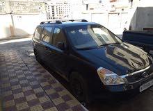 Kia Carnival 2007 For sale - Black color