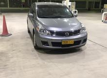 Nissan Versa car for sale 2012 in Buraimi city