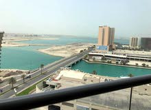 Spacious 2 Master Bedrooms apartment for rent in Amwaj Island.
