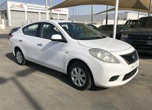 Nissan Sunny car for sale 2012 in Liwa city