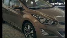Gasoline Fuel/Power car for rent - Hyundai Elantra 2016