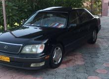 لكزس 400 Ls موديل 1998 للبيع فقط 800 قابل