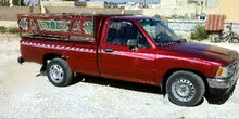 Toyota Hilux 1995 For sale - Maroon color