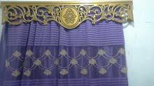 صالون كامل مكون من 3 سراير فخمه ملكيه وكنبه شيزلونق