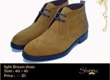 احذية رجالي جلد طبيعي