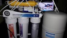 فلاتر مياه أمريكي بحالة جيدة جدا  6مراحل للبيع  66466557