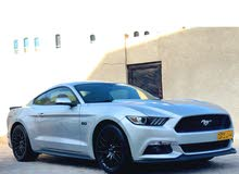 Silver Ford Mustang 2015 for sale
