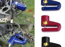 قفل لمنع سرقة الدراجة النارية