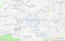 Bin Ashour neighborhood Tripoli city -  sqm apartment for rent