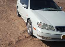 Nissan maxuma model 2002