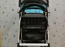 عربة اطفال ماركة كابيلا