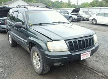 For sale 2002  Grand Cherokee