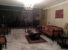 شقة للايجار 280م بمصر الجديدة خلف حديقة الميريلاند مجهزة بالعفش