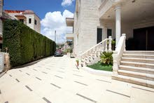 Dabouq neighborhood Amman city - 1000 sqm house for sale