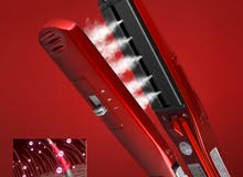 Vapor Hair Steam Spray  مملس الشعر بالبخار و صفائح السيراميك