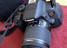 كاميرا كانون700D للبيع