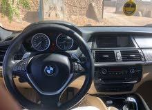 Grey BMW X6 2008 for sale