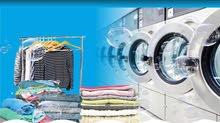 كي وتنظيف الملابس بالبخار والغسيل الجاف ف ابراء