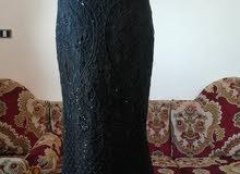 فستان سهرة مقاس 44