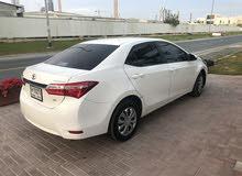 Toyota corolla 1.6 GCC 2014 - 166,000 KM To