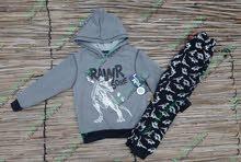 ملابس اطفال تصدير