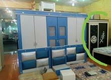 غرف نوم جديد مع التوصيل والتركيب داخل الرياض