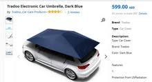 Tradoo Electronic Car Umbrella