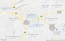 ارض 314م للبيع في ابو نصير