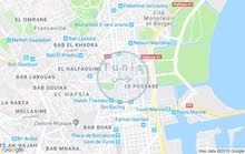 ارض 315م للبيع بين حمام الاغزاز و قليبية