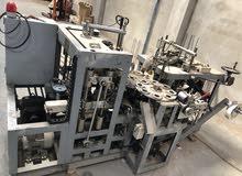 ماكينة اكواب ورقية نسكافيه