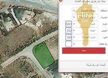 قطعه ارض للبيع في الاردن - عمان - البحاث بمساحه 650م