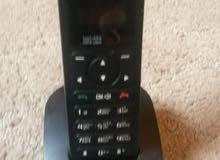 هاتف ليبيا مع خط