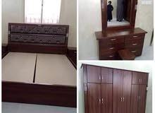 غرف نوم جديد مع التركيب والتوصيل من المصنع 0536889073
