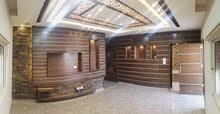 للبيع شقة فاخرة مميزه مساحة 189م مدخل مستقل الموقع في اربد