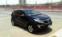 Gasoline Fuel/Power   Kia Sportage 2012