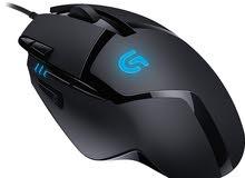 لوجيتيك ،G402 هايبريون فوري ،فأرة للالعاب ،سلكية ،تقنية الليزر ،أسود