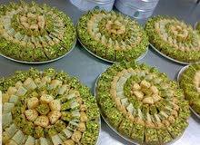 شيف حلويات شرقية يبحث عن عمل خبرة 14 سنة في المجال تخريج سوريا-دمشق جميع انواع ا