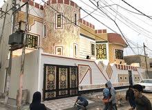 بيت طابقين في الزبير العرب الاولى خلف مجمع الكرار