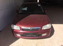 km mileage Mazda 323 for sale